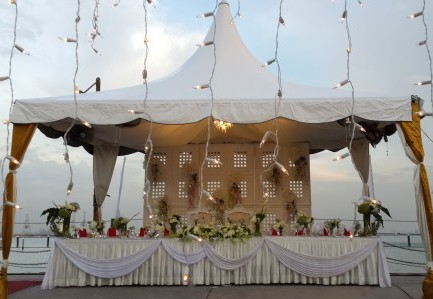 Canopy Rental Malaysia | Best Tent Rental Supplier