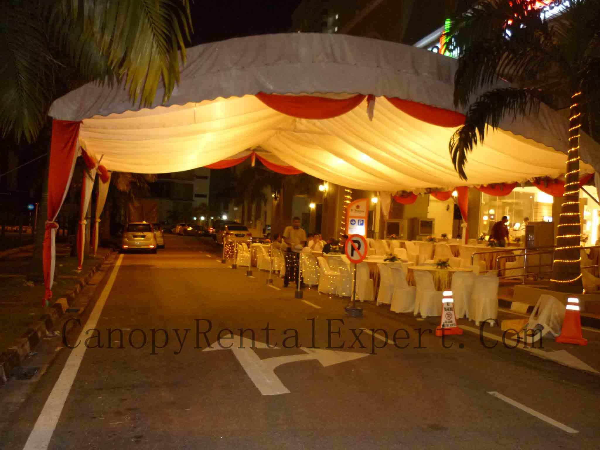 Half Moon Canopy Rental Malaysia Unique Amp Attractive