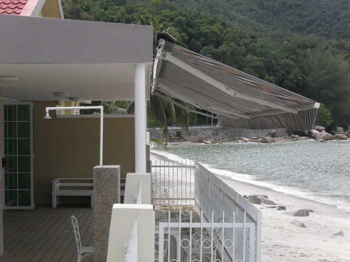 Retractable Awning Malaysia Pretty Save Space And Easy